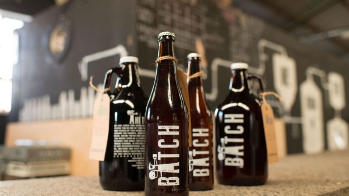 batch brewing