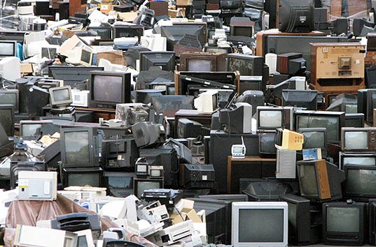 TV's E-Waste in Sydney