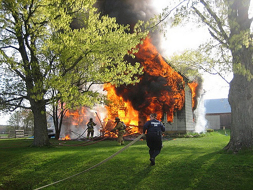 Be fire safe with few tips on how to be fire safe