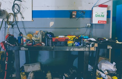 converting your garage to a home office